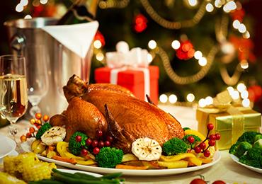Recomendaciones para evitar indigestiones e intoxicaciones en Navidad
