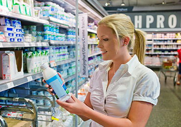 La leche y sus derivados deben formar parte de la alimentación