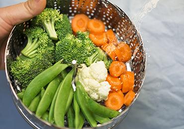 ¿Cómo cocinar los alimentos para no perder nutrientes?