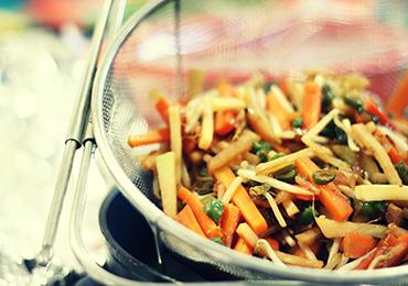 La dieta asiática: saludable y equilibrada