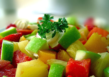 ¿Cuáles son las frutas que tienen más y menos calorías?